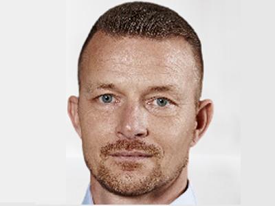 Projektchef Bjørn Bjeldbak
